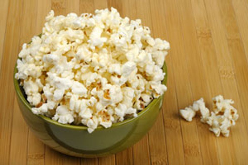 Melissa Clark's Double-Coconut Popcorn