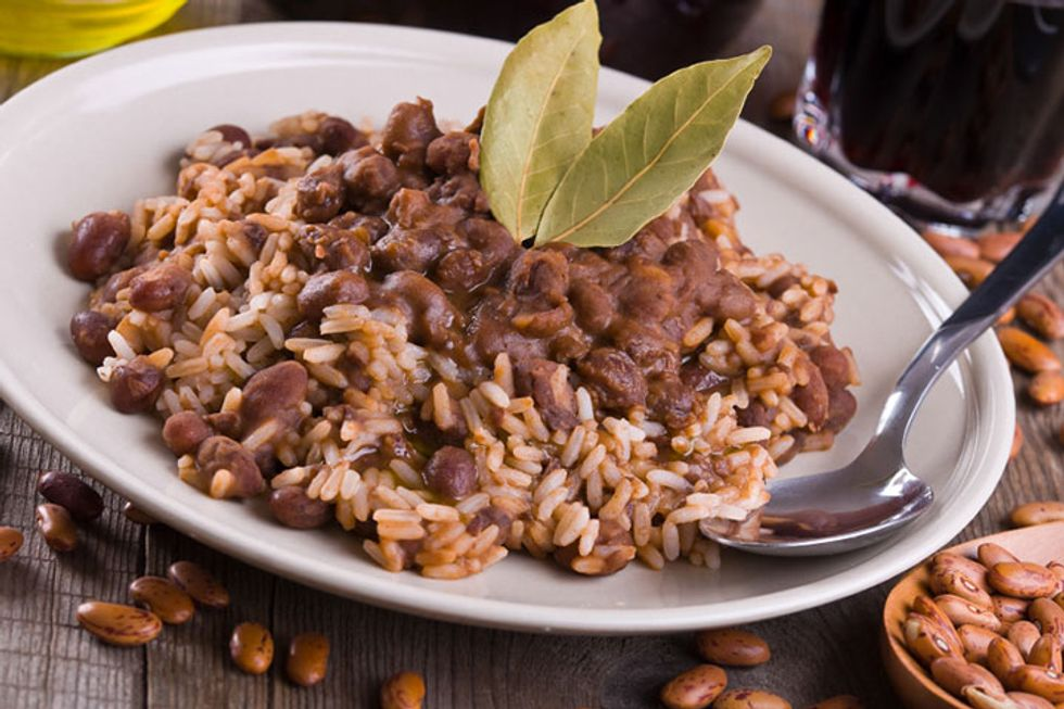 Red Beans and Jasmine Rice