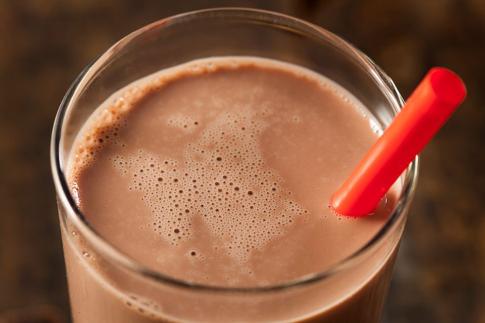 Chocolate Ginger Shake