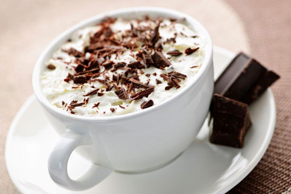 Dr. Oz's Hot Cocoa