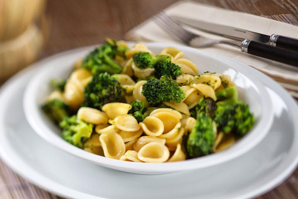 The Daniel Plan: Ground Turkey and Broccoli Pasta