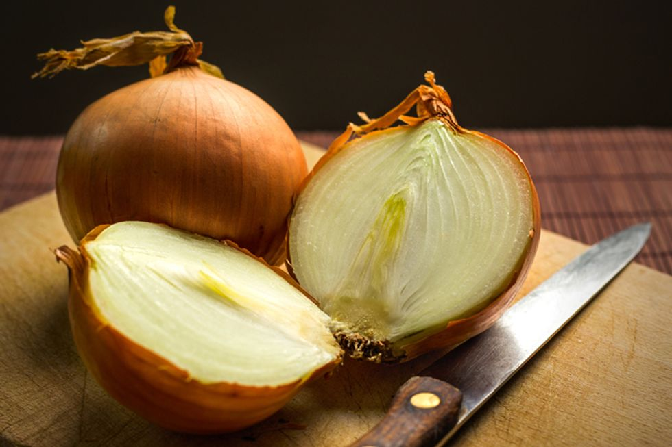 Todd Wilbur's Healthier Bloomin' Onion