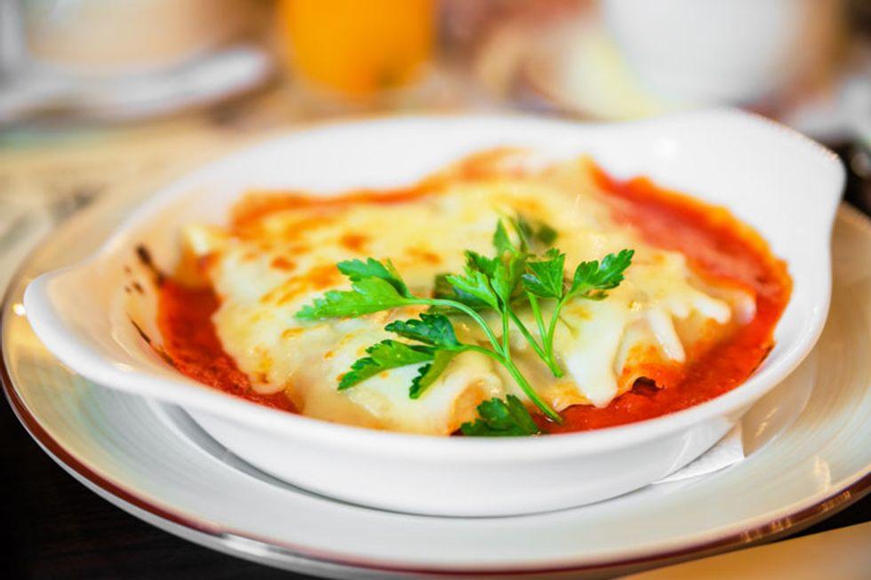 "Turkey ""Lasagna"""