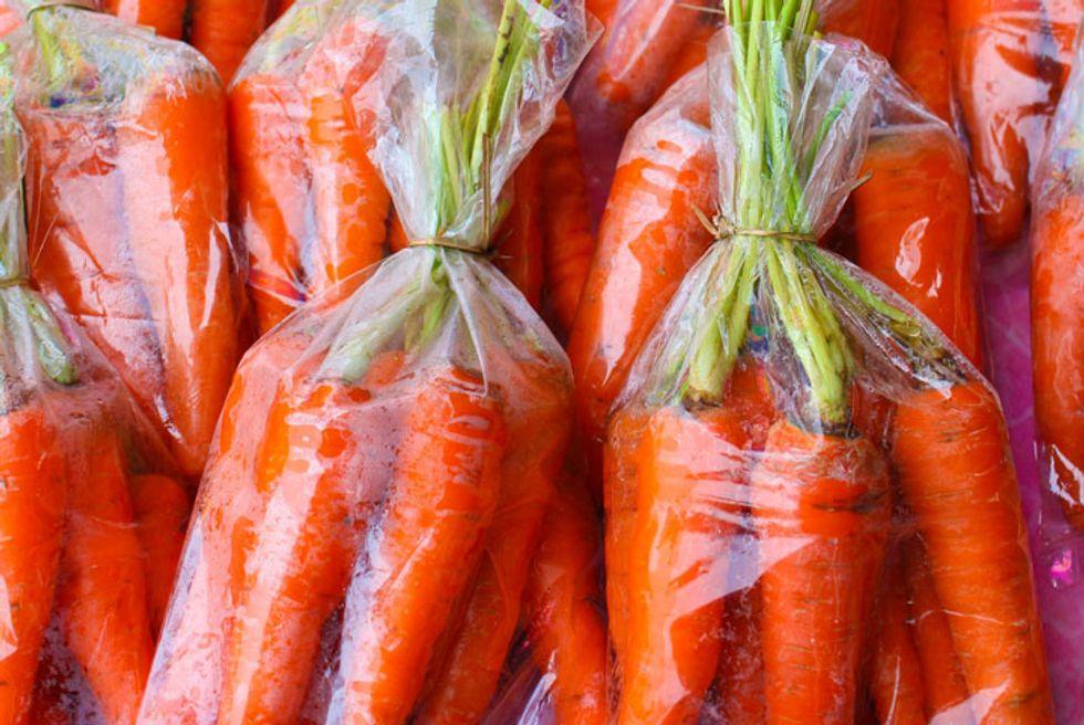 Root Vegetable Orange Mash