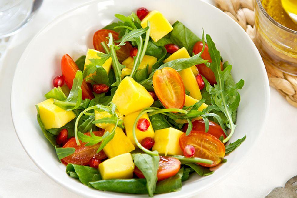 Arugula Sun Salad