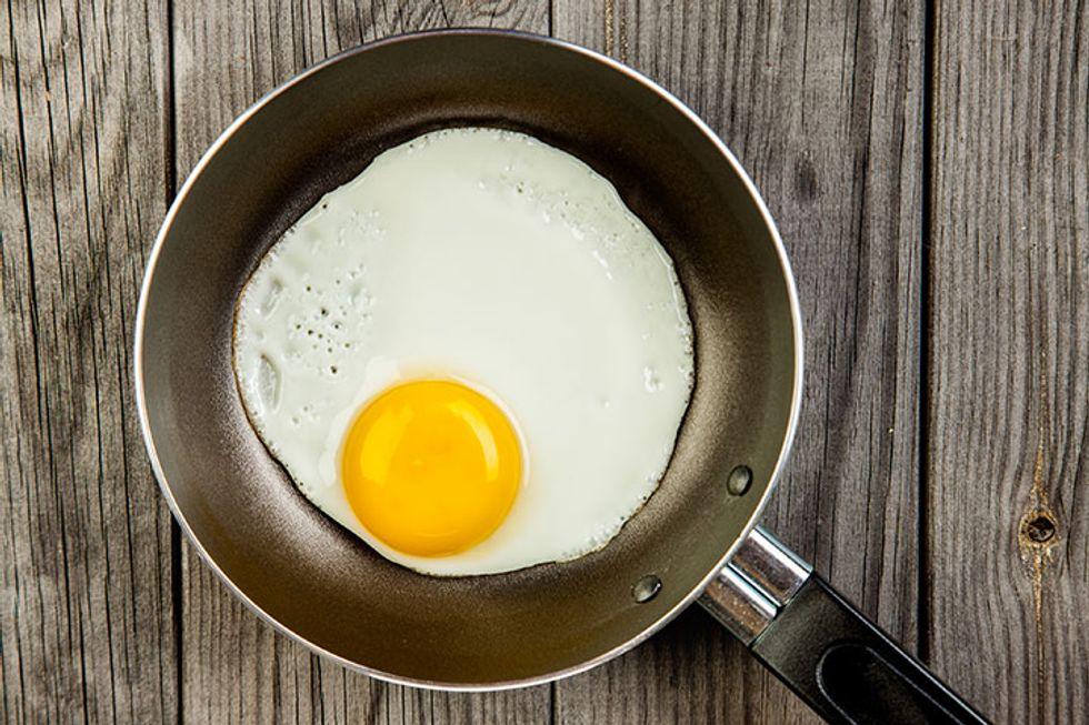 Egg White Skillet