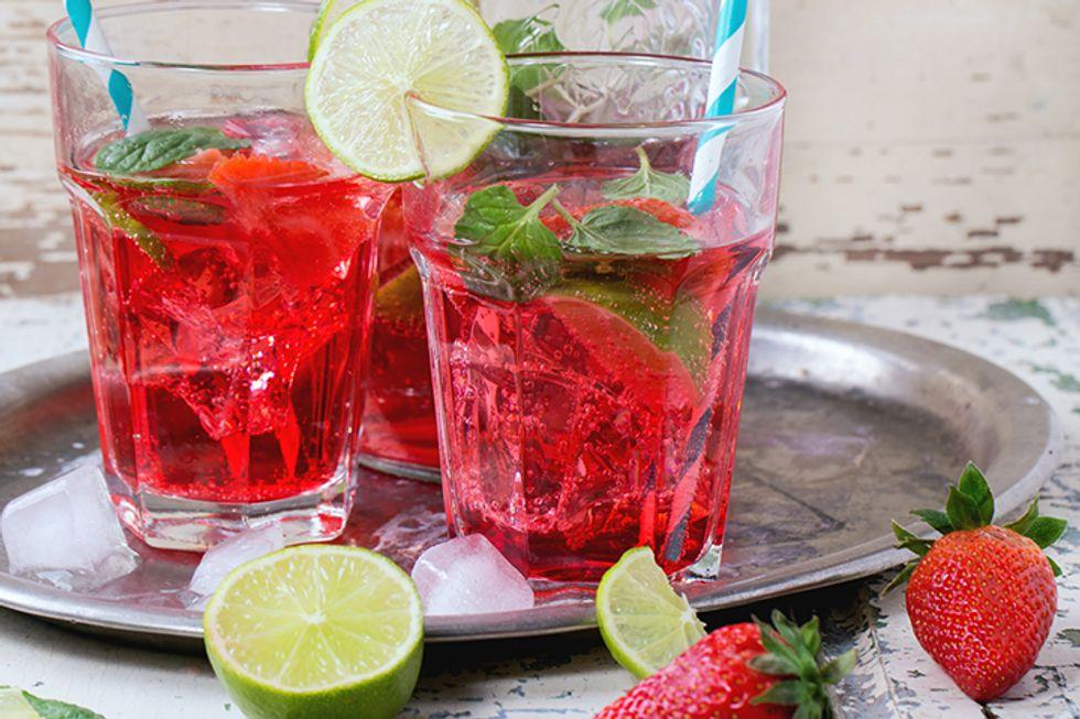 Soda Sangria