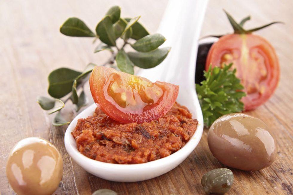 Vegetable Tapenade