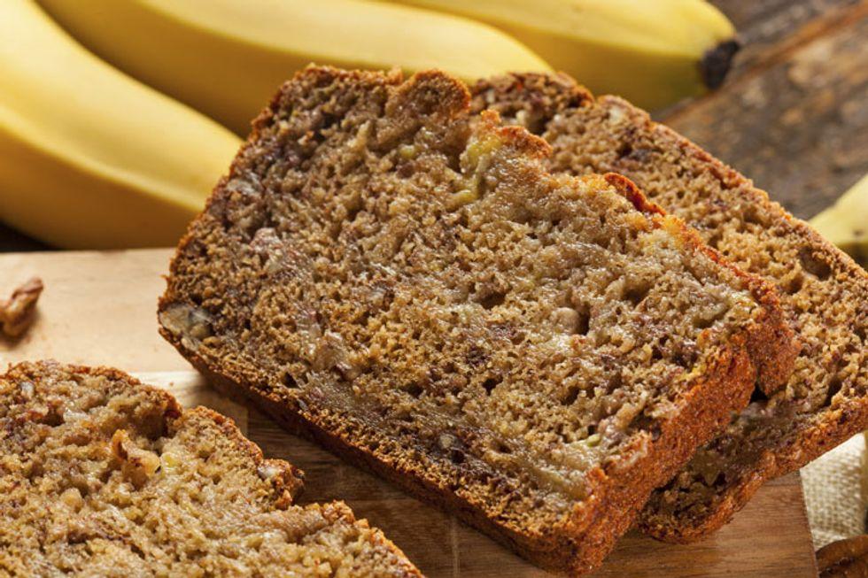 Chia Banana Cake