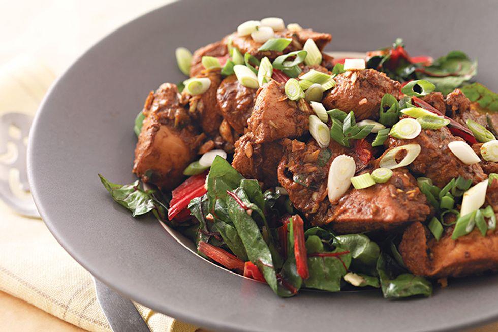 The Skinny Gut Lemongrass Chicken Recipe
