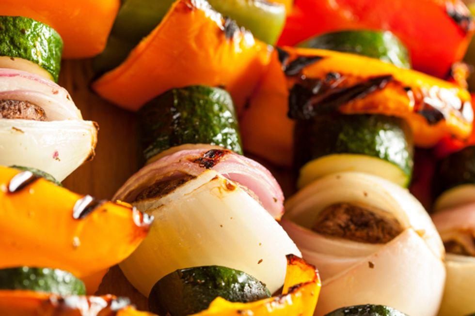 Olive Skewers Recipe