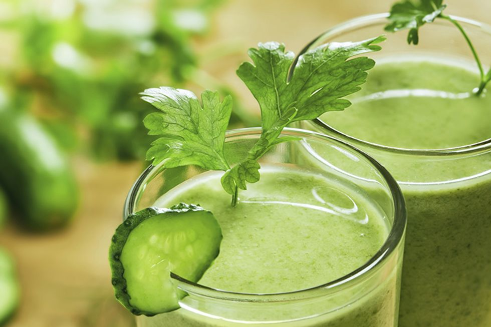 Total Body Restart Green Juice