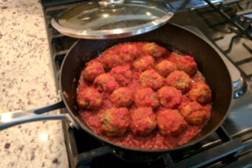 Magnificent Meatballs