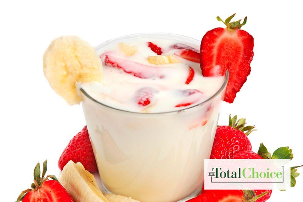 Total Choice Strawberry Banana Yogurt Parfait