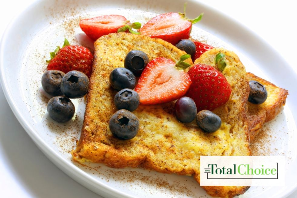 Total Choice Whole Wheat French Toast