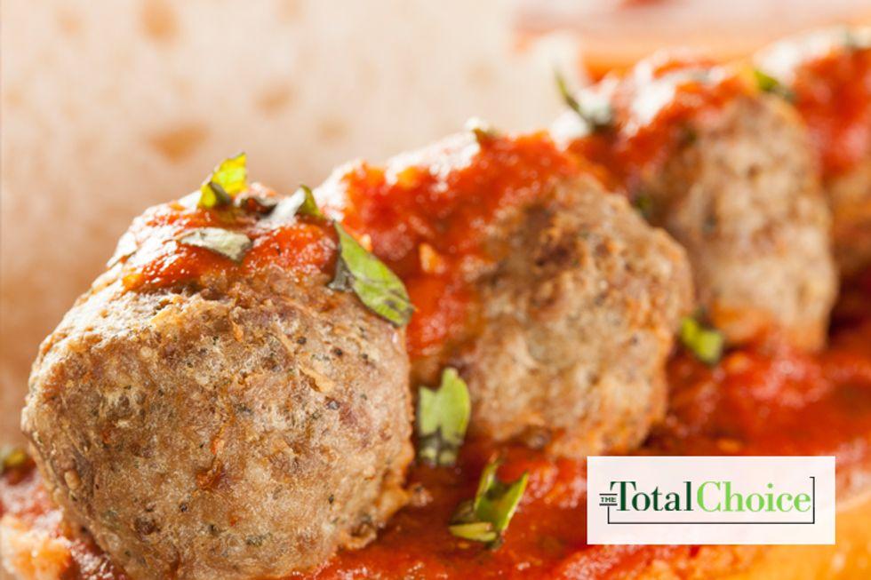 Total Choice Italian Meatball Sub