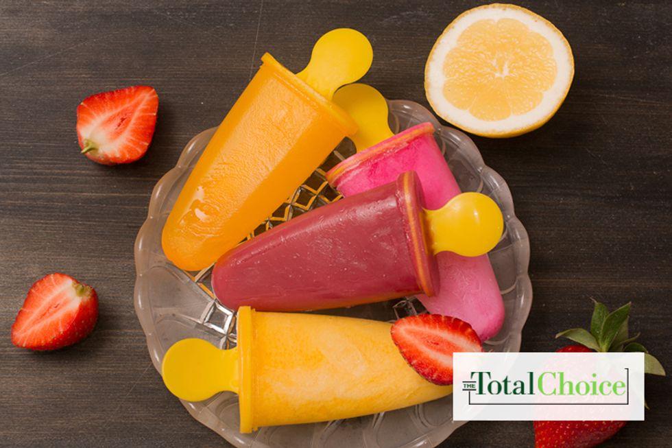 Total Choice Natural Frozen Fruit Bar