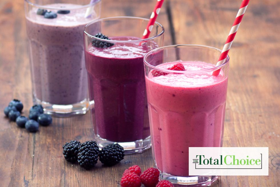 Total Choice Basic Berry Smoothie