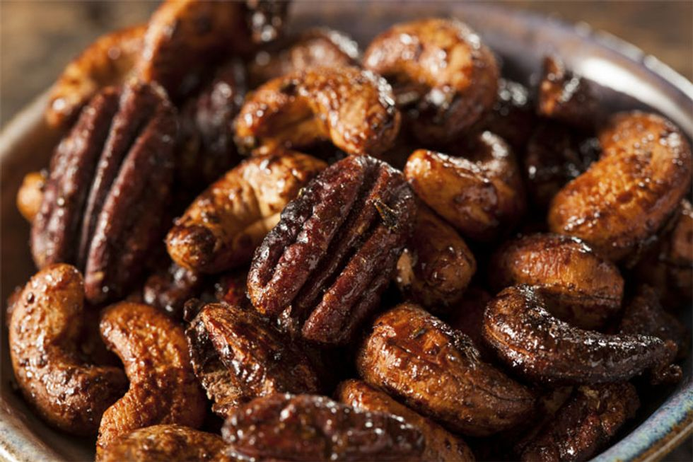 Christina's Candied Walnuts