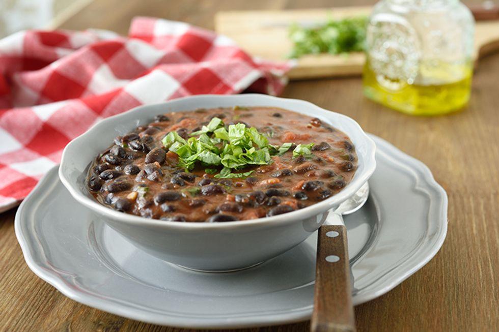 Total Choice Chia Black Bean Soup