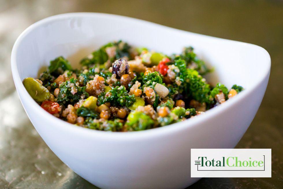 Total Choice Italian Broccoli Quinoa Bowl
