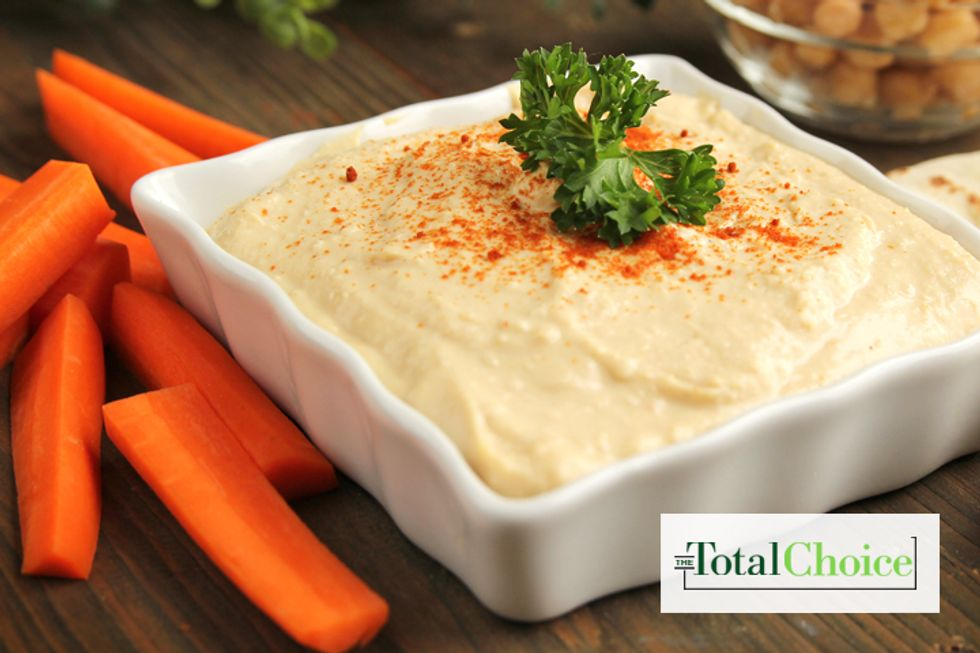 Total Choice Hummus and Veggies