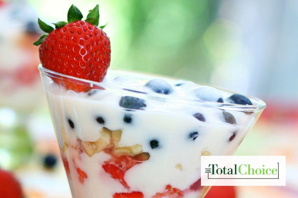 Total Choice Yogurt Parfait