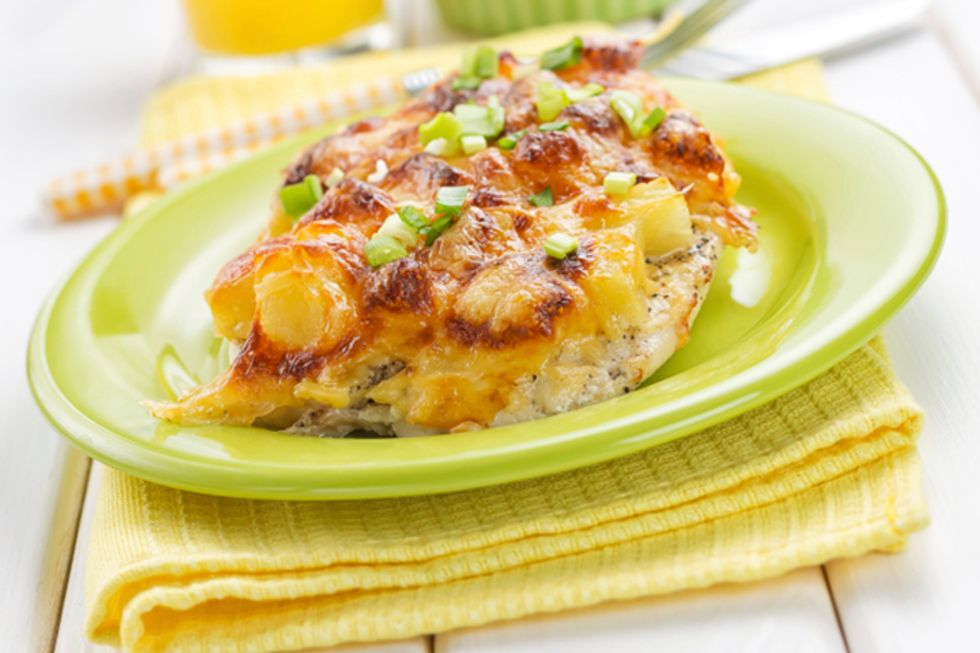 Angie Martinez's Grilled Chicken With Pineapple Jalapeno Marinade