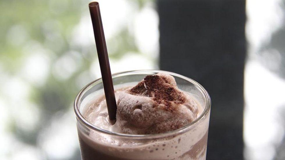 Chris Powell's Coffee Shake