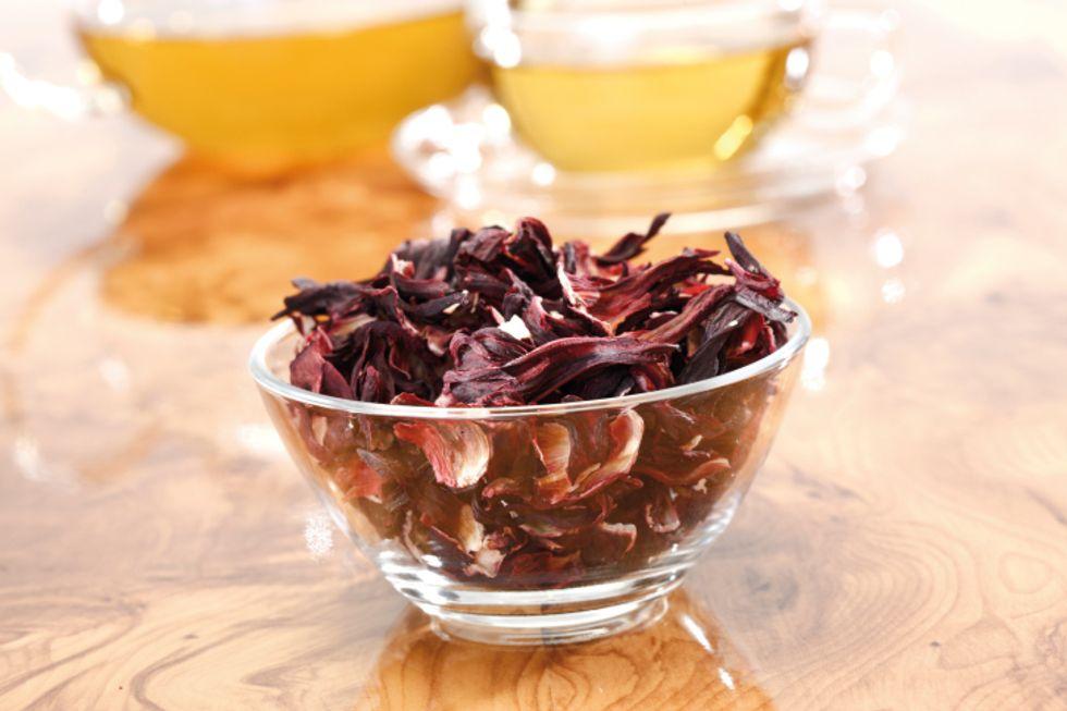 Hibiscus Tea Marinade