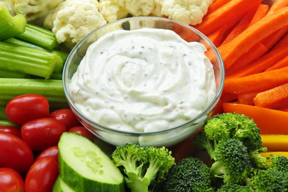 Healthy Hors d'Oeuvres
