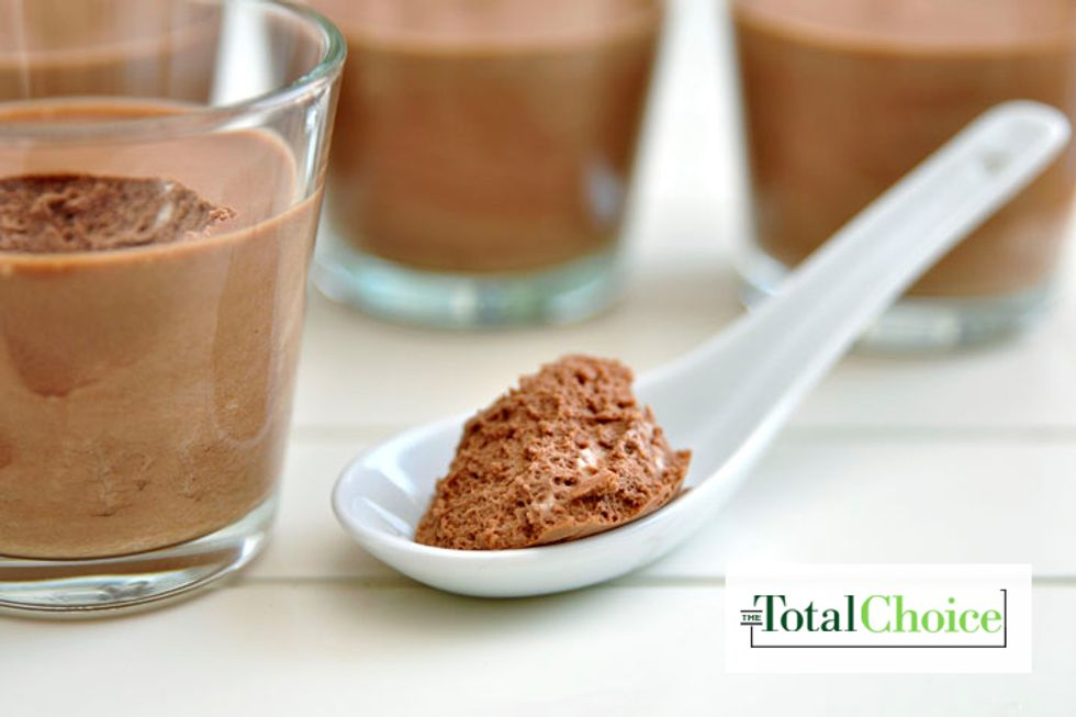 Total Choice Chocolate Espresso Tofu Mousse
