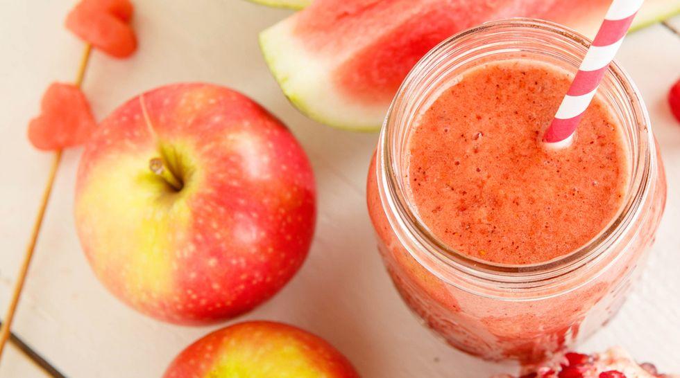 Apple-Pineapple Tonic