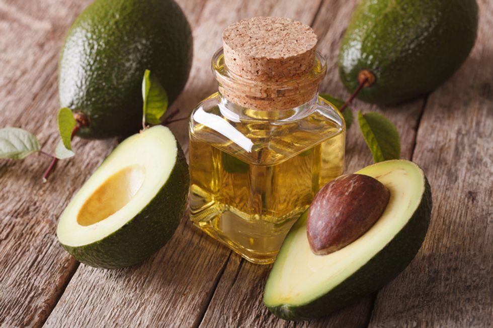 Avocado Oil Salad Dressing Spoon Hack