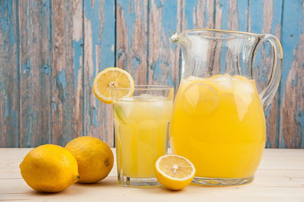 Joe Wicks' Lemonade
