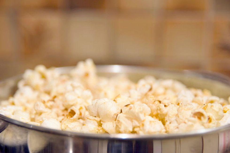 Sweet and Satisfying Popcorn