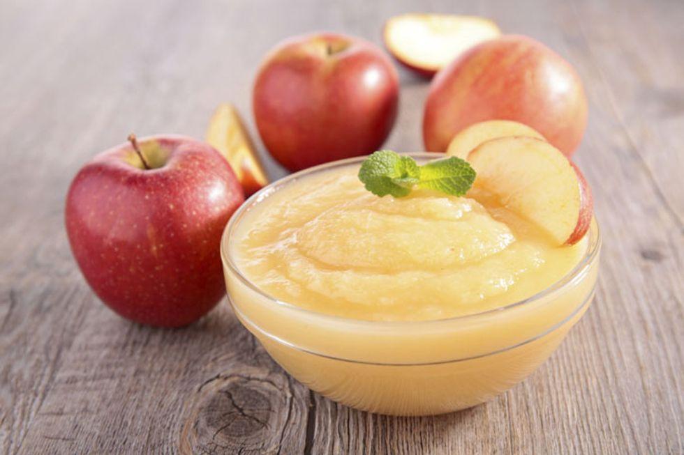 Rocco DiSpirito's Raw Applesauce