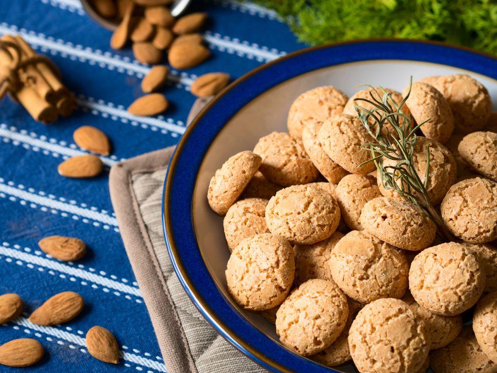 Dr. Joel Fuhrman's Almond Coconut Macaroons