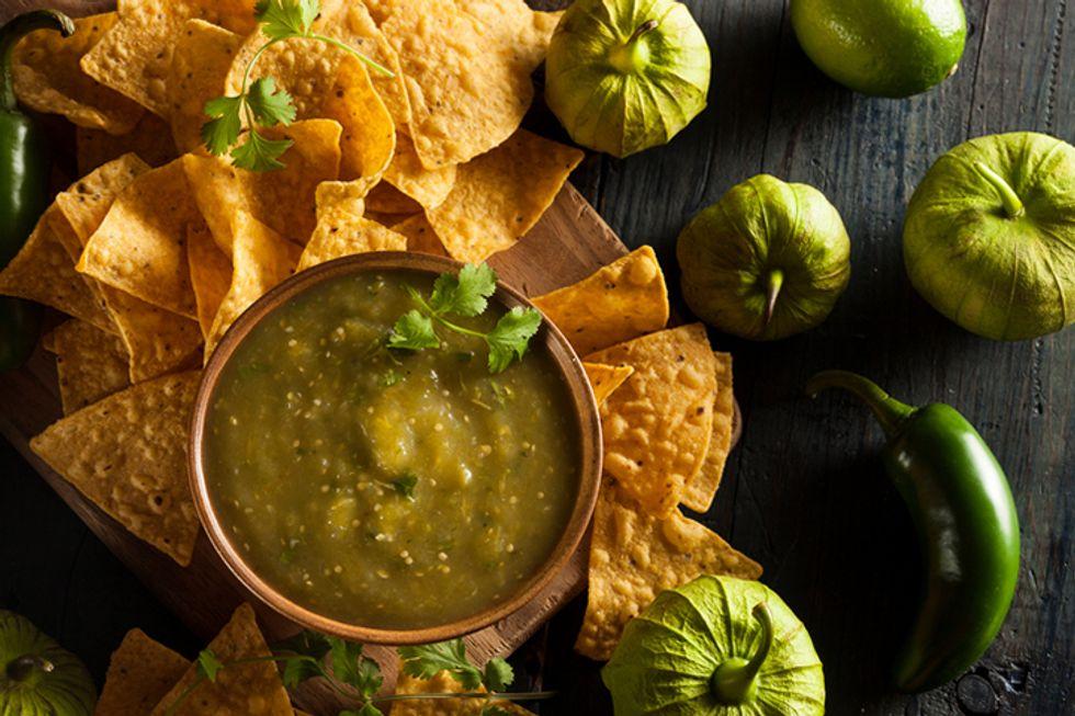 Great Green Salsa