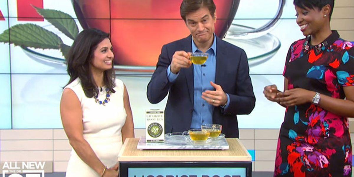 dr oz fogyás tea útmutató
