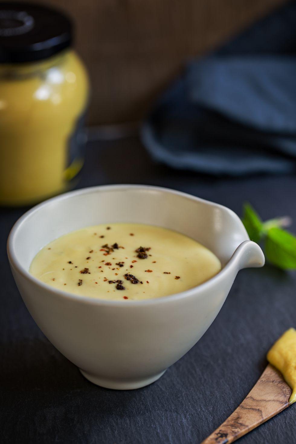 Geoffrey Zakarian's Spicy Yogurt and Lime Salad Dressing