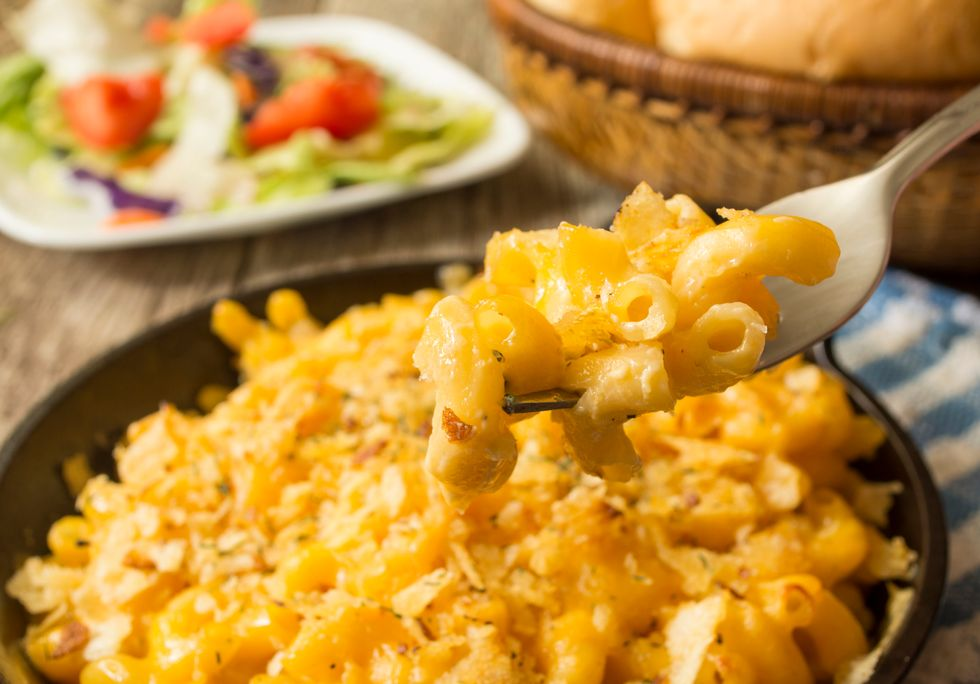 Candice Kumai's Vegan Butternut Squash Mac and Cheese