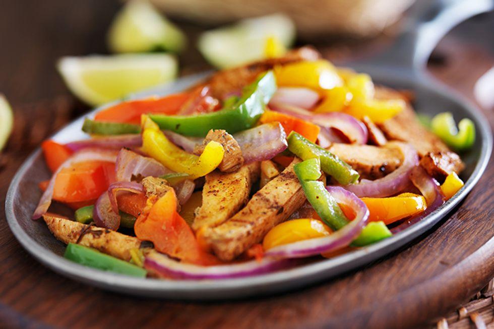 Joy Bauer's Chicken or Fish With Veggies