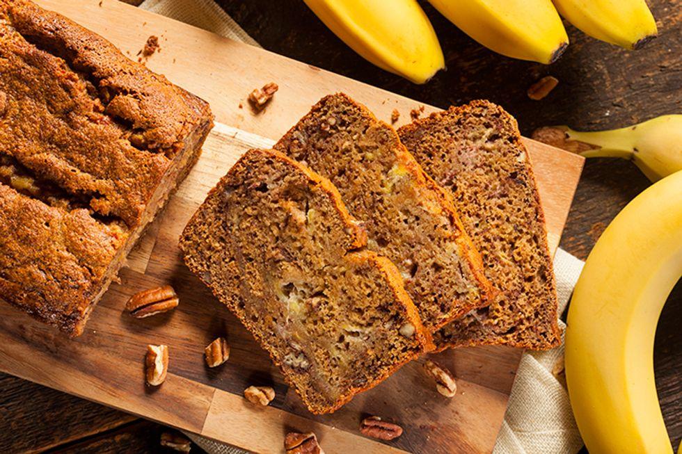 Fail-Proof Banana Bread