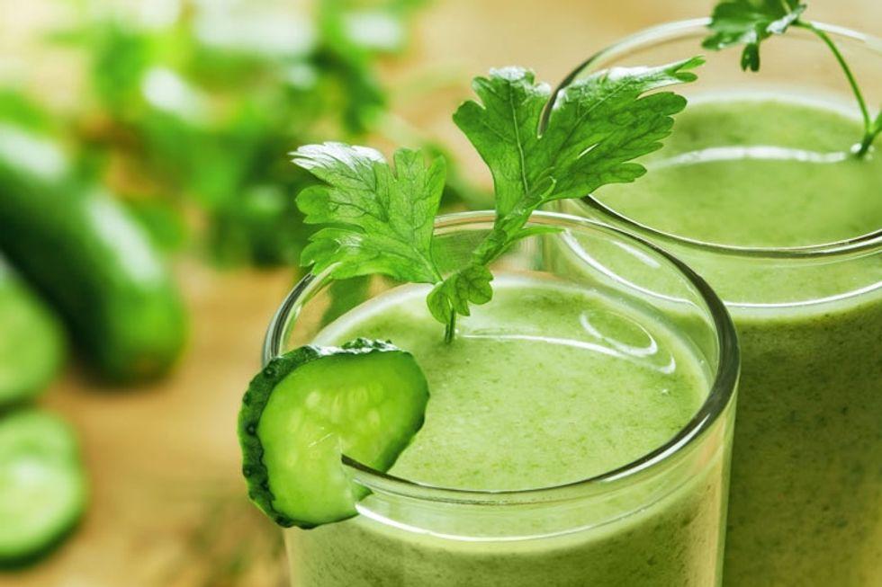 Breakfast Cleanse Juice
