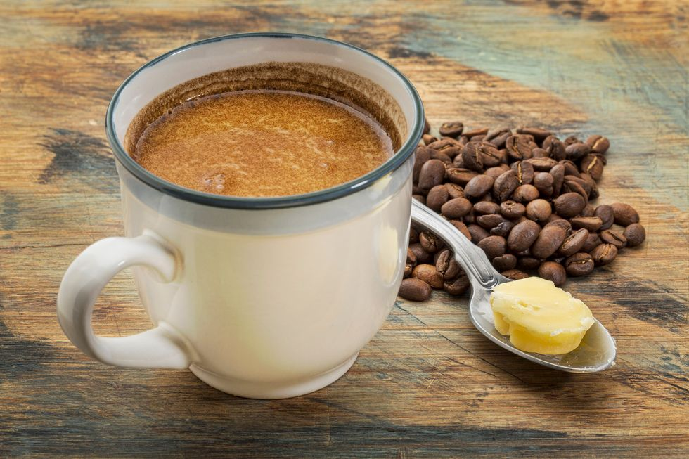 Dave Asprey's Bulletproof Coffee