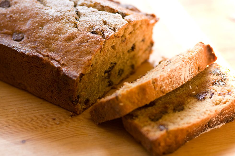 Daphne Oz's Sugar Break Banana Bread