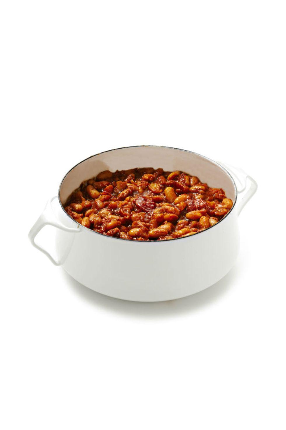 Vegetarian Chili With Brown Rice