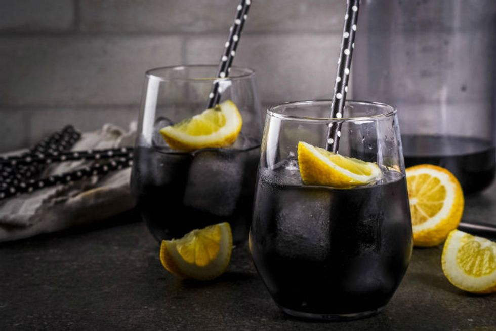 Activated Charcoal Smoothie