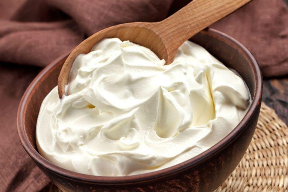 """Vegan Non-Dairy """"Sour Cream"""""""